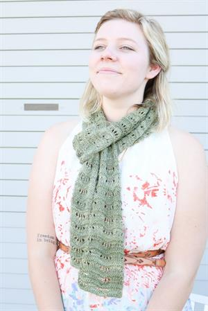 Gems on the Beach Scarf