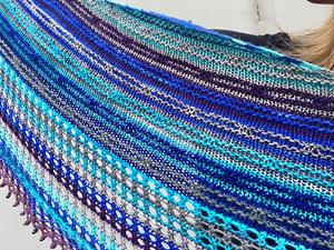 Paper Chains Shawl