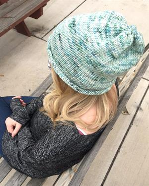 Emma's Simple Slouch Hat