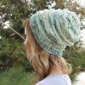 Amanda's Favorite Knit Slouchy Hat