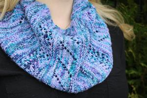 Radius Cowl and Mitts