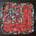 Monika's Semi-Precious Throw (Crochet)
