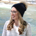 Jessica's Cozy Popcorn Hat