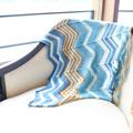 Laura's Toshstrology Baby Blanket
