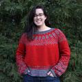 Sarah's Sipila Pullover