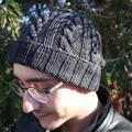 Cassidy's Jason's Cashmere Hat