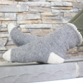 Take Heart Trunk Show Lunenburg Harbour Socks