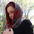 Rachel's Yarnmaid's Tale Cowl photo