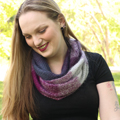 Shibui Knits Gradient Cowl photo