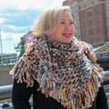 Berroco's Papavero Shawl photo