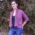 Amy's Keeler Cardigan photo