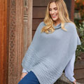 Rowan's Hinchinbrook Poncho photo