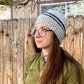 Sarah's Twisted Rib Hat photo
