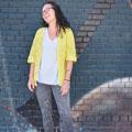 Amy's Windowlit Cardigan photo