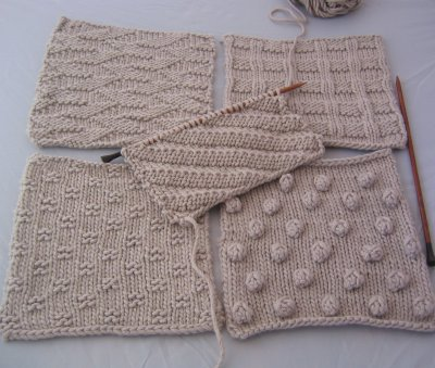Fingertip towel knit pattern. - Craftown.com