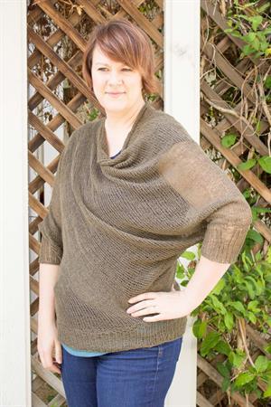 Belle Linen Pullover