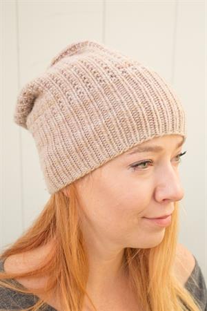 Kristen's Malabrigo Slouch Hat