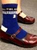 Skye's Tardis Socks