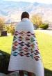 Laura's Hexagon Shuffle Quilt