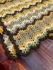 Jeanne's Vintage Crochet Throw