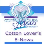 Cotton Clouds Cotton Lover's E-News - Jimmy Beans Wool Heart Disease Campaign