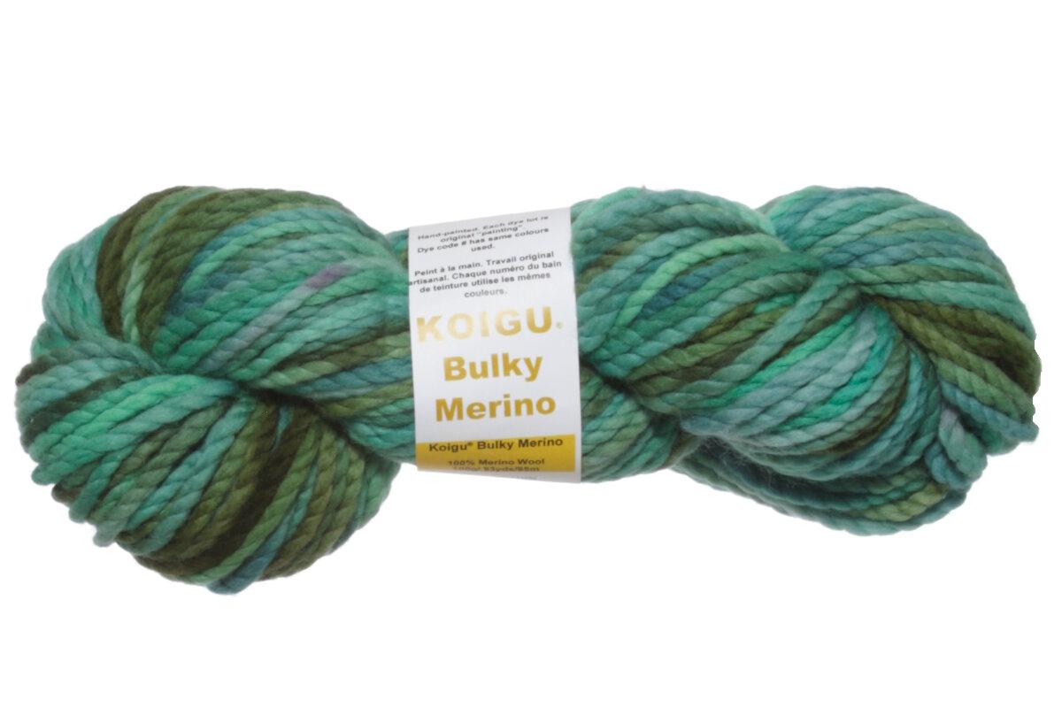 Bulky Yarn : Sorry, but we no longer carry the product Koigu Bulky Yarn - B50.