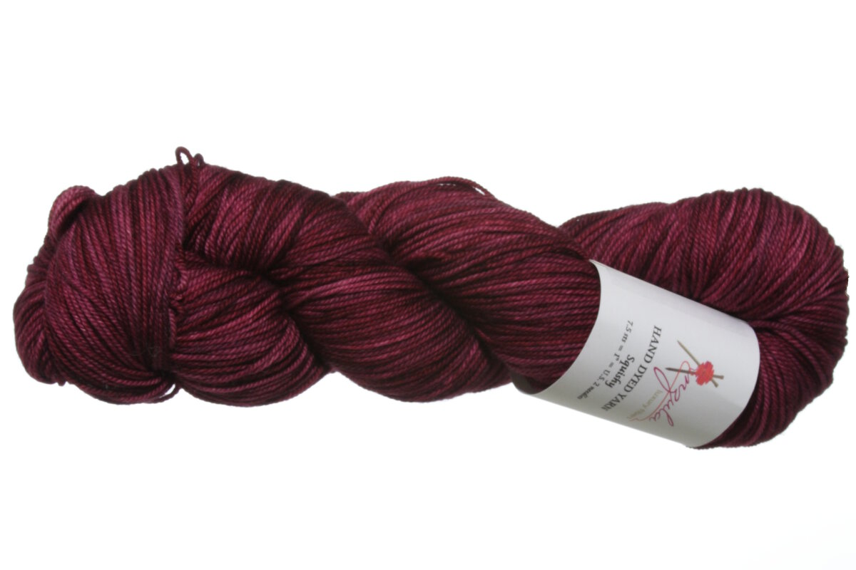 Anzula Squishy Yarn at Jimmy Beans Wool