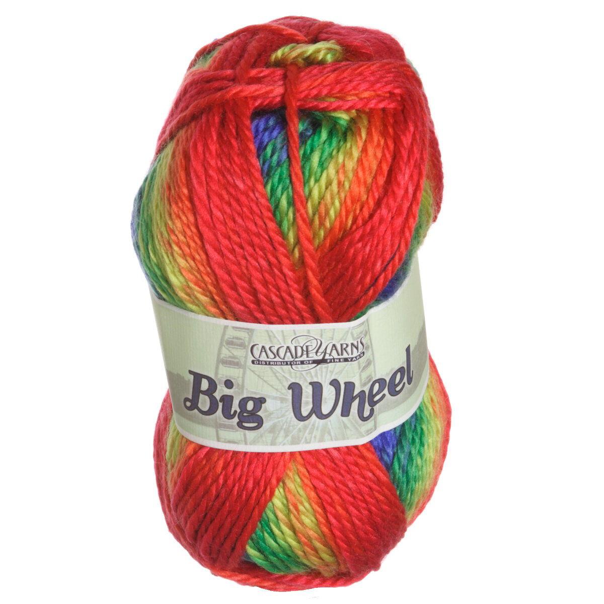 Cascade Big Wheel Yarn At Jimmy Beans Wool