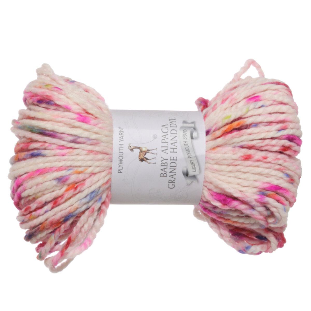 Plymouth Baby Alpaca Grande Hand Dye Yarn - 143 at Jimmy Beans Wool
