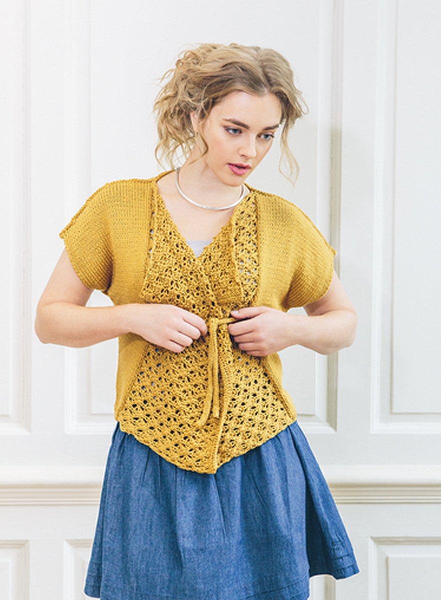 Rowan Pattern Books - Cotton Lustre at Jimmy Beans Wool