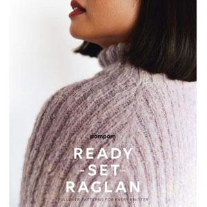 Meghan Fernandes & Lydia Gluck Knit How Books Ready, Set, Raglan!