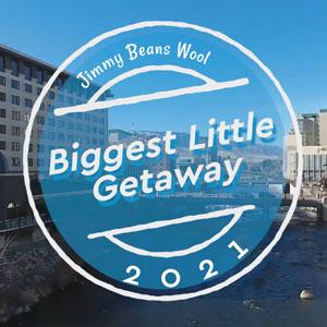 Jimmy Beans Wool Biggest Little Getaway 2021 Retreat Double Occupancy