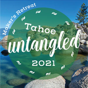 Jimmy Beans Wool Tahoe Untangled Retreat 2021 Double Occupancy