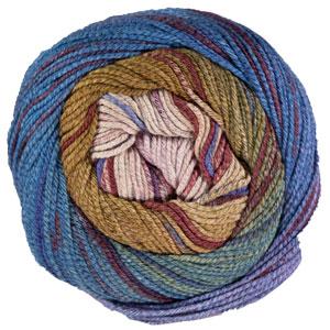 Trendsetter Streaker yarn 106 Blueberry Fields