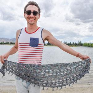 Jimmy Beans Wool Summer Sparkler Kits kits Reno Casino (w/ project bag)