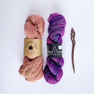 Jimmy Beans Wool Droughtlander kits Brianna