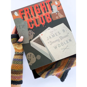 Jimmy Beans Wool Fright Club kits 2021 - Witchful Thinking (Delicate) - Knit