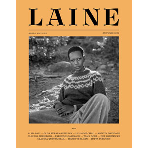 Laine Magazine Issue 12 - Autumn 2021 (pre-order until September 10)
