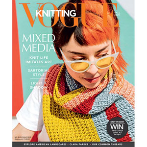 Vogue Knitting International Magazine '21 Fall