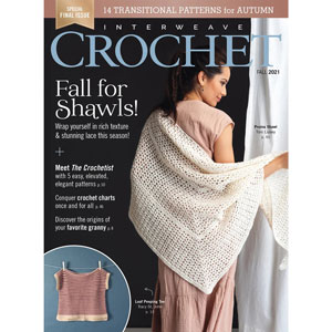 Interweave Press Interweave Crochet Magazine '21 Fall