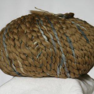 Rowan Ribbon Twist Yarn - 124 - Oatmeal at Jimmy Beans Wool