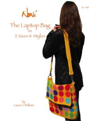 Noni Patterns - zThe Laptop Bag Pattern at Jimmy Beans Wool