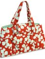 Amy Butler Sanibel Bag Accessories - Brick/Seafoam