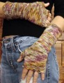 Dolce Handknits Patterns - 706 - Matchgirl Gloves