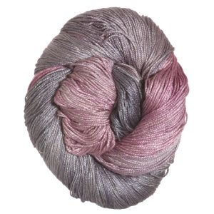 Hand Maiden Sea Silk yarn Moondust
