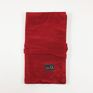 della Q Travel Wallet - 121-1 046 Red