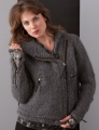 Nashua Creative Focus Bulky Chicago Sweater Jacket