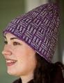 Tahki Tara Tweed Parallax Hat