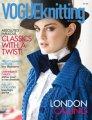 Vogue Knitting International Magazine Books - '10 Fall