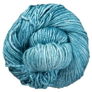Malabrigo Silky Merino yarn 411 Green Gray